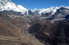 Alta valle del Khumbu