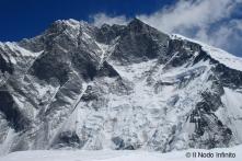 Parete sud del Lhotse